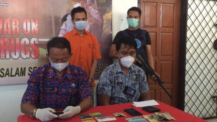 Satu Pengedar Dibekuk, BNNK Batanghari Buru Satu Pria Lagi Bandar Narkoba di Muara Bulian