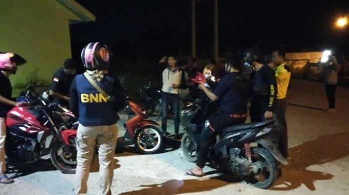 BNNP Jambi Ringkus Tiga Pengguna Sabu, Kabid Berantas: Bandar dan Pengedar Narkoba akan Saya Habisi