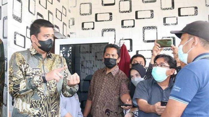 Bobby Nasution Protes Keras Gubernur Sumut Buat Beberapa Tempat di Medan Jadi Lokasi Isolasi Mandiri