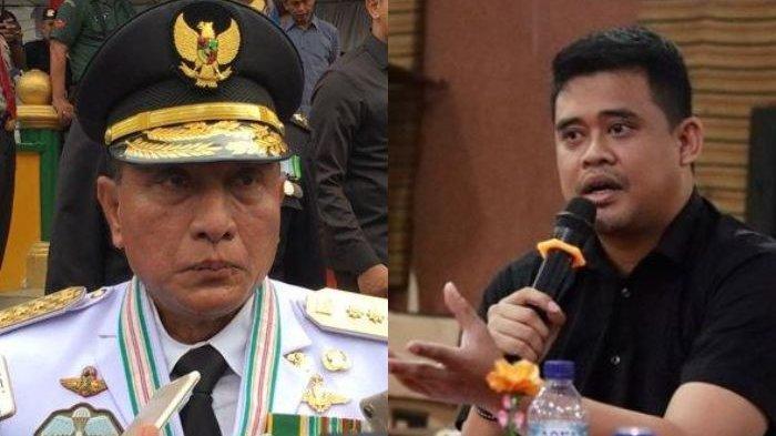 Konflik Gubernur Sumut dengan Menantu Jokowi Nampak Reda Usai Bobby Lebaran ke Rumah Edy Rahmayadi