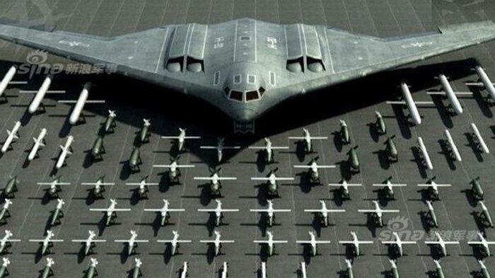 INILAH Pesawat China yang Buat AS Merinding, Bisa Angkut 45 Ton Bom Atom, Lagi Dibangun Tiongkok