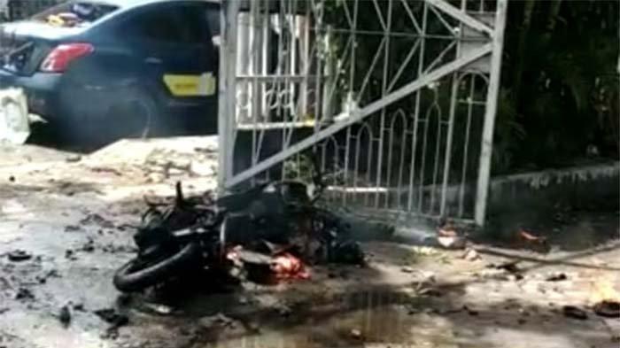 Perakit Bom Bunuh Diri di Gereja Katedral Makassar dan 22 Orang Terduga Teroris Sudah Ditangkap