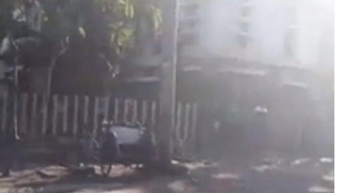 Bom Meledak di Tiga Gereja di Surabaya, Ini Lokasinya