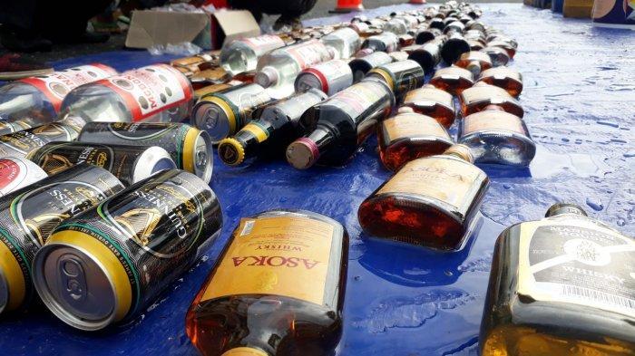 RUU Larangan Minuman Beralkohol Usulan DPR, Peminum Dipenjara Minimal Tiga Bulan