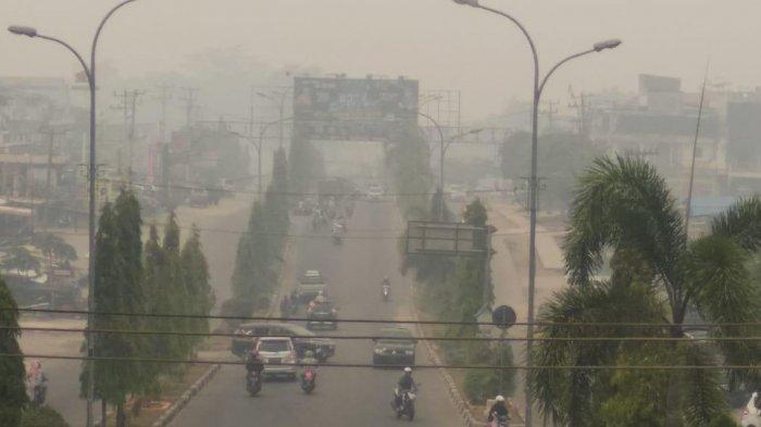 Selama Kemarau, Tercatat 180 Titik Api di Kabupaten Merangin, Kondisi Jumlah Titik Api Terkini Nihil