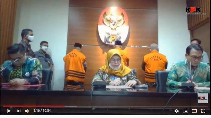 3 Mantan Anggota DPRD Provinsi Jambi Ditahan KPK Kasus Suap, Berikut Foto-foto Penahanan Mereka