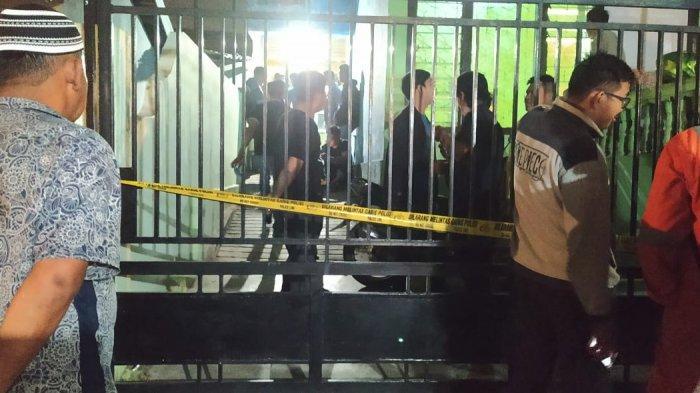 BREAKING NEWS Pria Asal Jawa Ditemukan Tewas di Kamar Mandi Kontrakannya, Ditemukan Gunting Dilantai