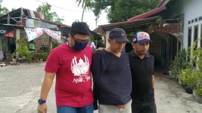 BREAKING NEWS Tahanan yang Kabur Usai Sidang di Pengadilan Negeri Jambi, Ditangkap di Kota Padang