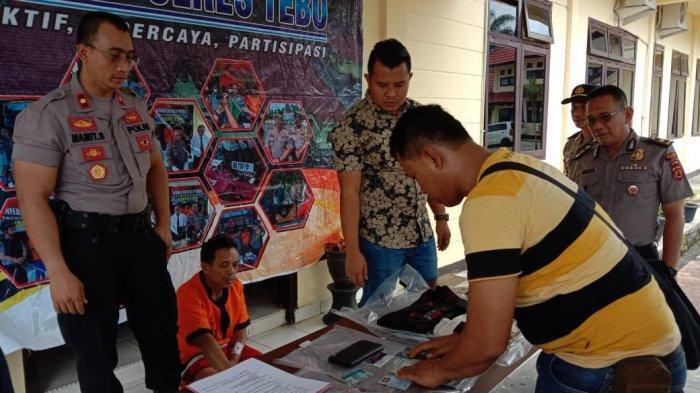 BREAKING NEWS Misteri Tewasnya Janda 'Y' di Tebo Terungkap, Tersangka Ditangkap di Bengkulu