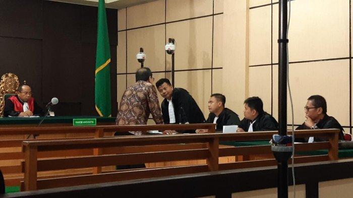 Penasehat Hukum Asiang Berharap Penilaian Hakim, Persoalannya Embel Pinjaman yang Diberikan Terdakwa