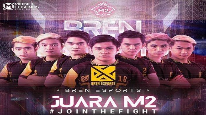 Bren Esports Juara Dunia Mobile Legends, Wakil Indonesia Akhirnya Raih Juara 3 dan 4, Cek di Sini!