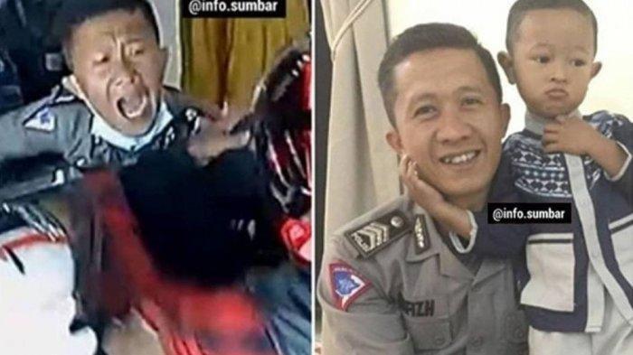 Ini Sosok Hafiz, Polisi Pemberani yang Pasang Badan saat Belasan Anggota Klub Harley Keroyok 2 TNI