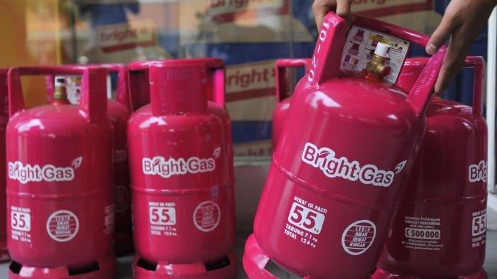 ASN Dilarang Gunakan Gas Subsidi, Disperindag Siapkan 1.500 Kupon Penukaran Tabung Gas 5,5 Kg
