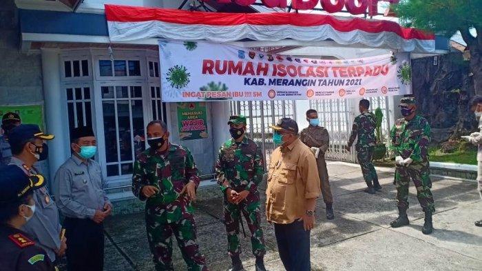 Merangin PPKM Level 4, Ini Penjelasan Wakil Ketua Satgas Covid-19 Jambi Brigjen TNI M Zulkifli