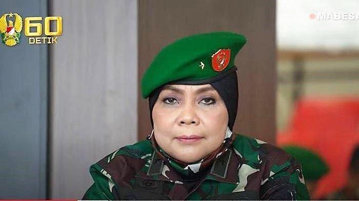 Inilah Sosok Jenderal Tetty Melina Lubis, Ahli Hukum TNI AD yang Kawal Kasus Pengeroyokan Kopassus