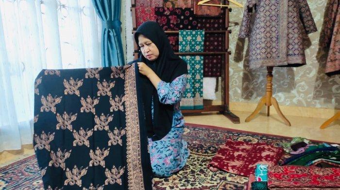 Mengenal Batik Khas Batanghari, Pengrajin Usung Motif Kearifan Lokal dan Sejarah Jadi Khas Daerah