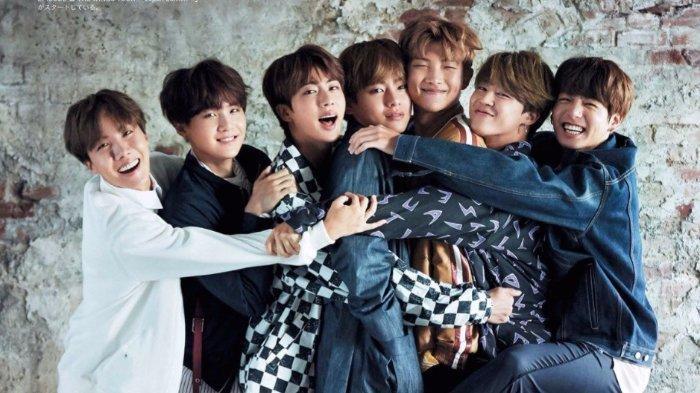 BTS Akan Bawakan Lagu Terbaru Life Goes On di American Music Awards