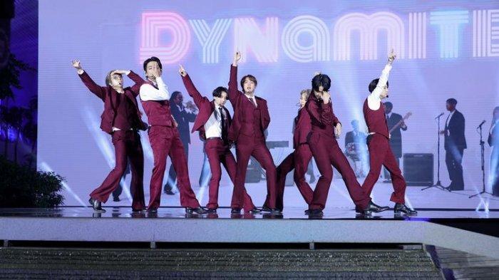 BTS Tampil di Billboard Music Awards 2020, Berhasil Meraih Top Social Artist
