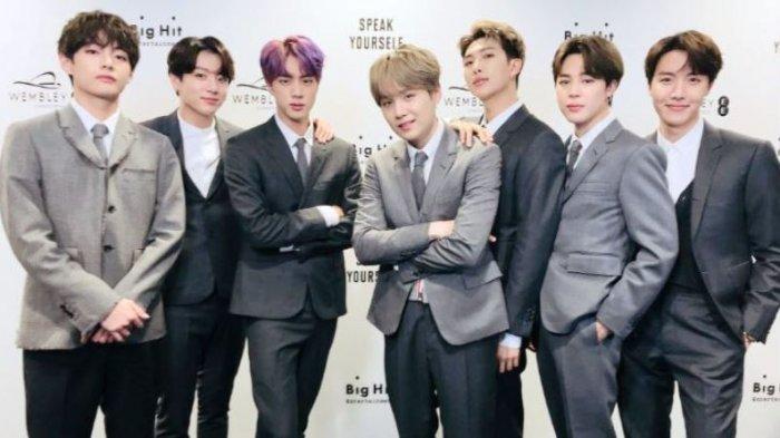 Wow, Penghasilan Fantastis 7 Member BTS, Totalnya Sampai Masuk Daftar 100 Artis Terkaya Versi Forbes