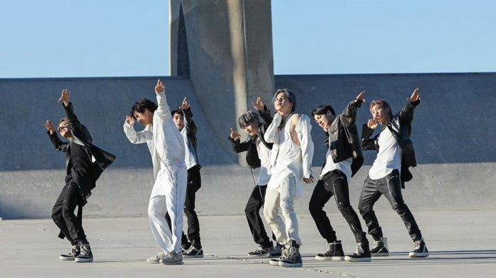 BTS Map of The Soul: 7 Rajai Tangga Lagu Jepang, Inggris, dan Amerika, Kalahkan The Beatles?