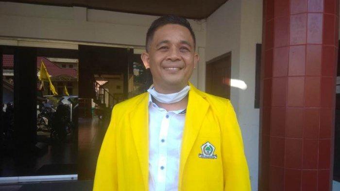 Budi Setiawan Targetkan Rapat Pengurus DPD II Golkar Kota Jambi Dalam Waktu Dekat