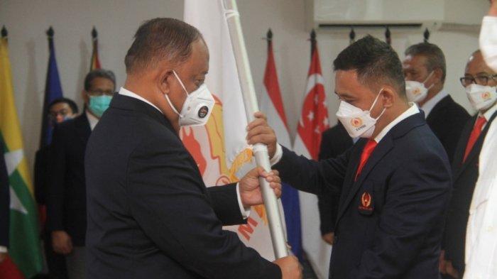 Resmi Dilantik,  KONI Provinsi Jambi Diberi PR Persiapkan Atlet yang Handal