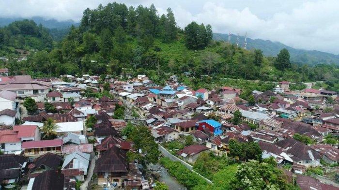 Bukit Sentiong akan Dijadikan Kawasan Wisata Kota Sungai Penuh