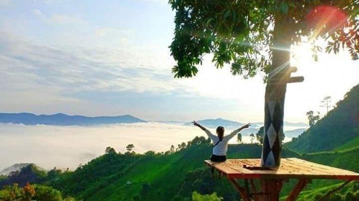 Destinasi wisata di Kabupaten Sarolangun, Jambi kembali masuk dalam nominasi penghargaan API Awards 2020.