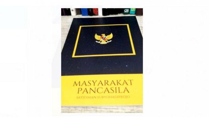 Buku Masyarakat Pancasila