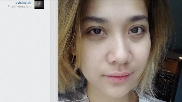 Cuek Unggah Foto Seksi, Tampilan Wajah BCL Tanpa Makeup Justru Curi Perhatian, Netizen: 'Cakep Bgt!'