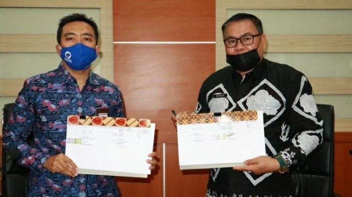 Pelayanan di PTSP Sudah Membaik, Pemkab Bungo Jalin Kerjasama dengan Ombudsman Perwakilan Prov Jambi