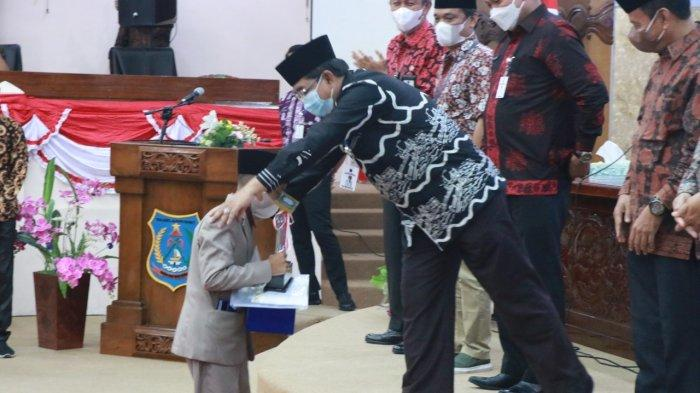 Prestasi MTQ Bungo Anjlok, Wabup Apresiasi Kafilah Sudah Tampil Lepas