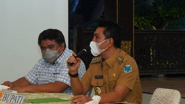 Kasus Covid-19 di Batanghari Melonjak, Fadhil Arief Harapkan Kesadaran Masyarakat Akan Kesehatan