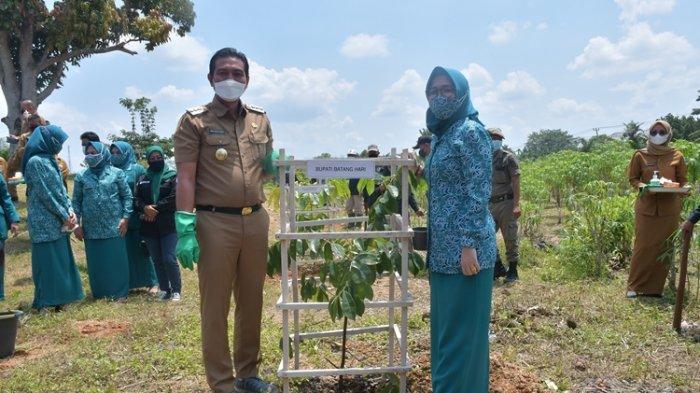 Fadhil-Bakhtiar Bakal Kembangkan Potensi Wisata Berbasis Agrowisata di Muara Bulian