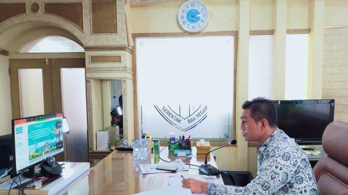 Bupati Batanghari Fadhil Arief Tegas Lakukan Pengendalian Covid-19 Agar Ekonomi Masyarakat Membaik