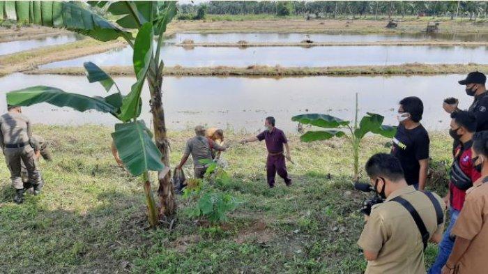 Usai 2 Bulan Jalani WFH, Para ASN dan Kepala Dinas di Batanghari Diajak Gotong Royong oleh Bupati