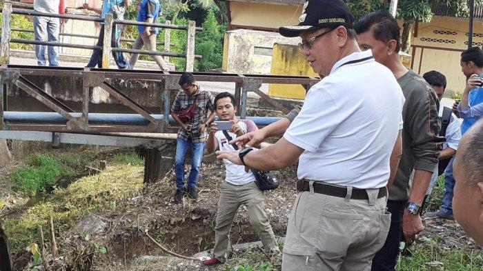Bupati CE Instruksikan Camat hingga Kepala Desa untuk Jaga Wilayah Masing-masing dari Karhutla
