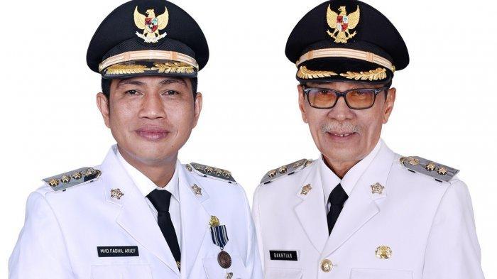 Ini Program Kerja Bupati dan Wakil Bupati Batanghari, Fadhil Arief dan Bakhtiar