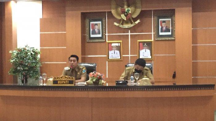 Bupati Batanghari Fadhil Arief Ingatkan Kepala Desa Terkait Dana Desa, Salah Guna Tanggung Sendiri