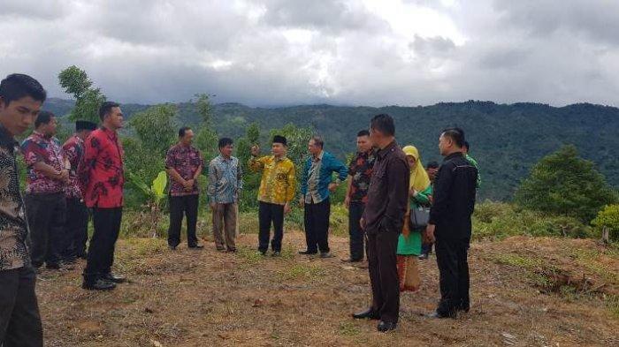 Pembangunan Kantor Bupati Kerinci di Bukit Tengah Dilanjutkan, Tapi Mesti Tunggu Ini Dulu