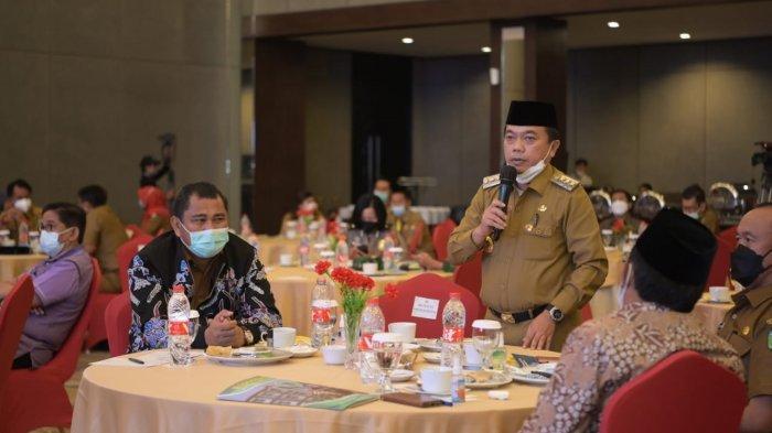 Ikuti Musrenbang di Provinsi Jambi, Al Haris Sebut 8 Item Program Nasional Tak Sesuai Kondisi Jambi