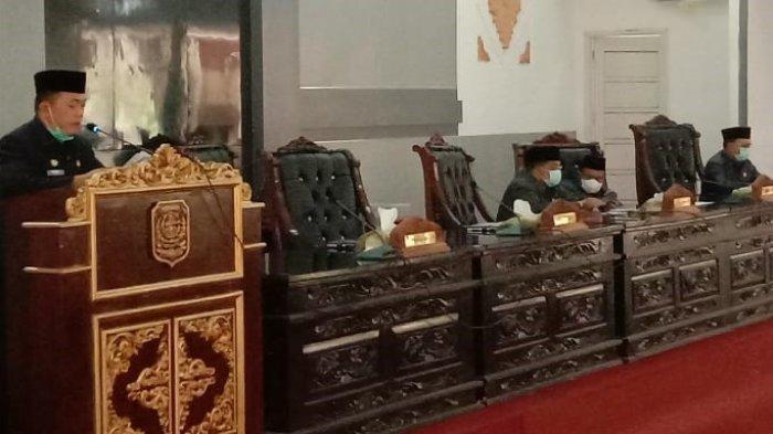 Dewan Soroti PAD dan Pariwisata di Merangin, Al Haris: Jadi Bahan Evaluasi Wujudkan Visi Misi