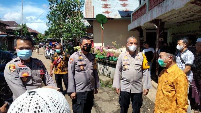 Dibantu Gubernur Jambi, Desa Air Batu Segera Terhubung ke Jaringan Telekomunikasi