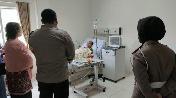 Bupati Merangin Dirawat di RSUD Hamba Muara Bulian, Alami Sakit Pinggang Usai Kecelakaan