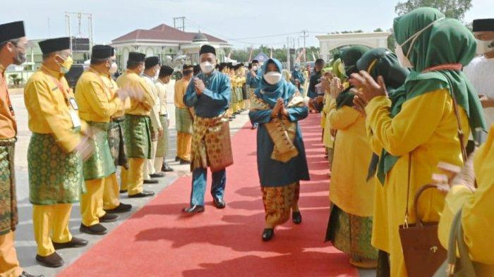 MTQ ke-50 Tingkat Provinsi Jambi, Mashuri Optimis Merangin Bisa Menang
