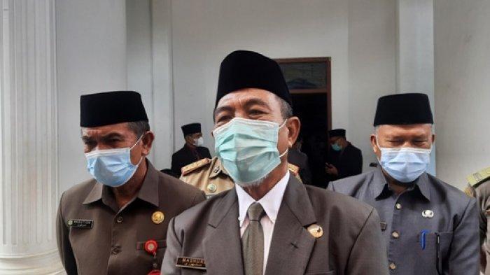 25 Pejabat Administrator Dilantik, Bupati Merangin Sebut Bakal Ada Gelombang Berikutnya