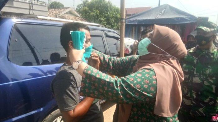 Mulai Besok Tak Gunakan Masker di Muaro Jambi Didenda Rp 50 Ribu