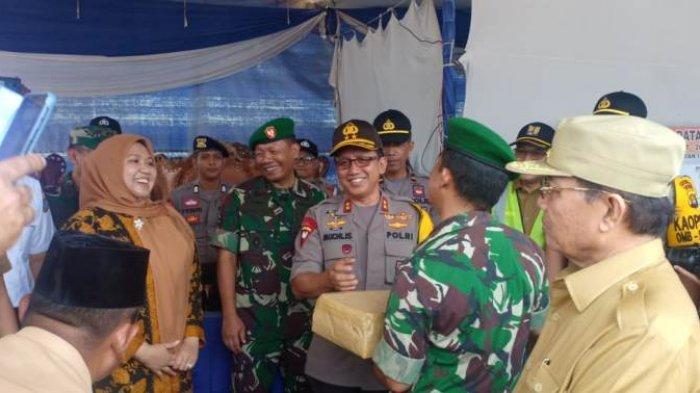 Bupati Muarojambi Sebut Pos Pengamanan Operasi Ketupat Dilengkapi Dokter, Perawat dan Ambulans