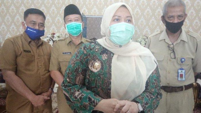 Warga Wajib Pakai Masker, Pemkab Muarojambi Pertimbangkan Denda Jika Langgar Aturan