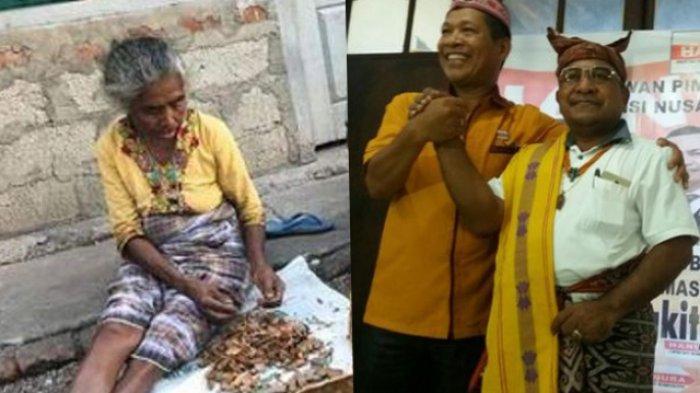 Anak Jadi Bupati, Nenek Tua Margaretha Masih Jualan di Pasar, Sedih Dengar Apa Katanya ke Sang Anak